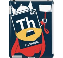 THORIUM iPad Case/Skin