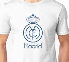 Real Madrid Logo Unisex T-Shirt