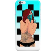 Sexy: Checkers iPhone Case/Skin