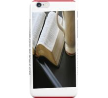 Bible iPhone Case/Skin