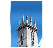 St Mary Somerset Poster
