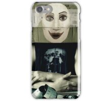 we are all museums of fear iPhone Case/Skin