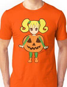 Lil Pumpkin girl Unisex T-Shirt