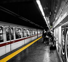 Follow The Lines by Stanley Azzopardi