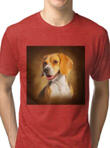 The Beagle Tri-blend T-Shirt