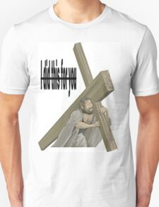 Jesus Cross Unisex T-Shirt