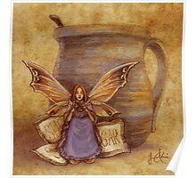 Cocoa Fairy Poster