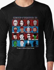 Hyper Creep Fighter II Long Sleeve T-Shirt