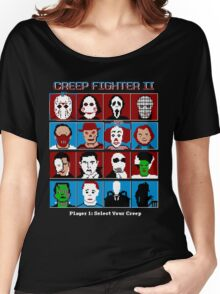 Hyper Creep Fighter II Women's Relaxed Fit T-Shirt