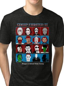Hyper Creep Fighter II Tri-blend T-Shirt