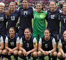 Team USA  by Matt Eagles