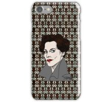 Miss Adler: Brainy/Sexy iPhone Case/Skin