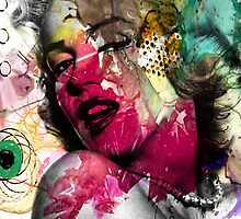 Marilyn Monroe by mark ashkenazi