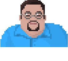 Boogie2988 Pixels by Ollie Chanter