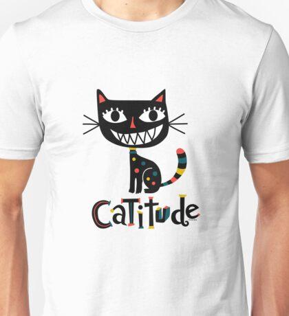 Catitude Unisex T-Shirt