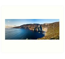 Slieve League Panorama Art Print