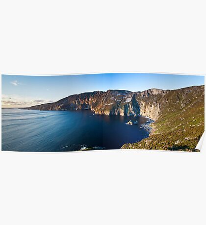 Slieve League Panorama Poster