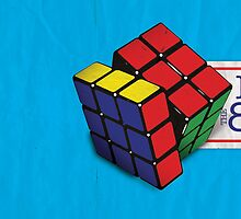 I love the 80's - Cube by soyelzappo