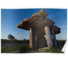 Poulnabrone Poster