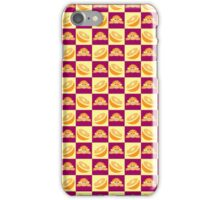 Citrus Turtle Pattern iPhone Case/Skin