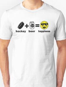 Funny Hockey Unisex T-Shirt