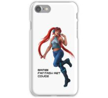 Bambii Nazi Fantasy Art iPhone Case/Skin