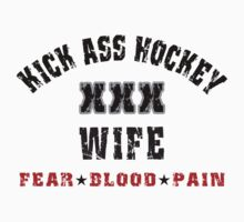 Hockey Wife by SportsT-Shirts