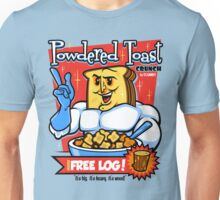 Powdered Toast Crunch Unisex T-Shirt