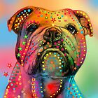 english bulldog by mark ashkenazi