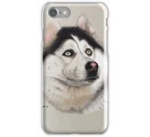 Aurora the beautiful Husky iPhone Case/Skin