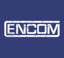 Vintage Encom - Dark by colorhouse
