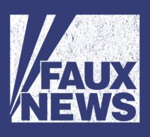 Faux News - Vintage Dark by colorhouse