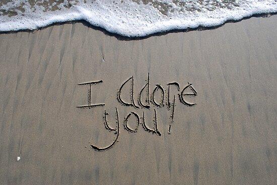 """I Adore You! by Lenora """"Slinky"""" Regan"""