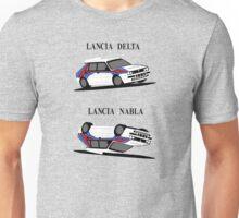 Delta & Nabla Unisex T-Shirt