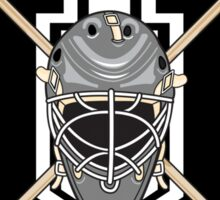 Boston Hockey Sticker