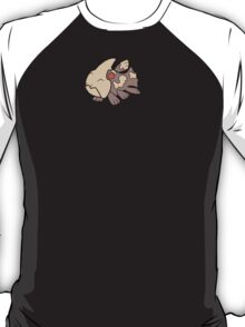Pokedoll Art Relicanth T-Shirt