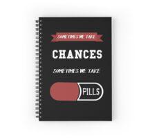 Hum Hallelujah - Fall Out Boy Spiral Notebook