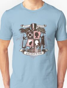 Grantham coat of arms (pink) T-Shirt