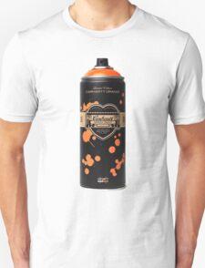 carhartt spray Unisex T-Shirt