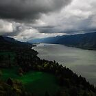 Columbia River Gorge by mrmattb