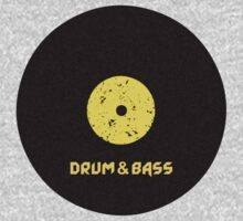 Drum & Bass (Vinyl) by DropBass