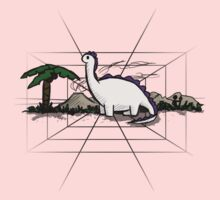 Time, Space, Dinosaurs by bionic-heart