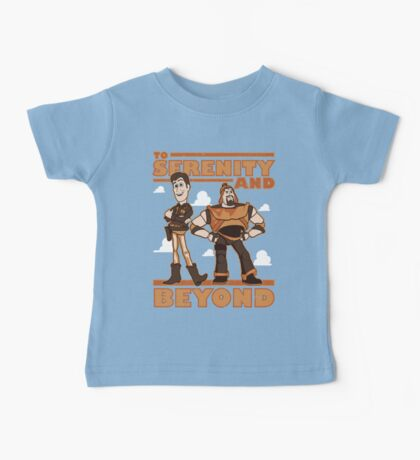 Serenity and Beyond Baby Tee