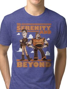 Serenity and Beyond Tri-blend T-Shirt