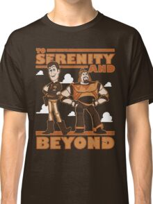 Serenity and Beyond Classic T-Shirt