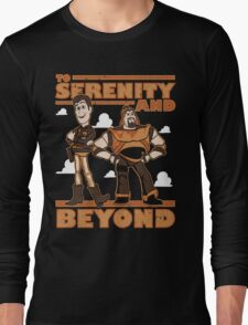 Serenity and Beyond Long Sleeve T-Shirt