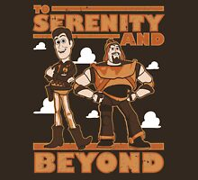 Serenity and Beyond Unisex T-Shirt