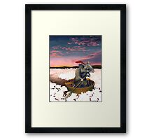 Reepicheep's Last Voyage (From Narnia) Framed Print