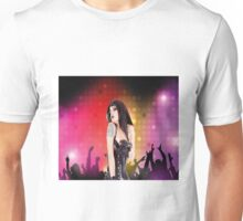 Tattooed Dance / Clubbing Babe  Unisex T-Shirt