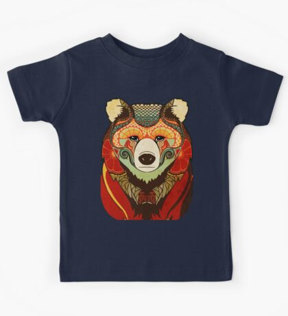The Bear Kids Tee